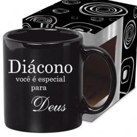 CANECA DE DIÁCONO