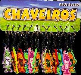 CHAVEIRO EMBORRACHADO DUZIA PEIXE