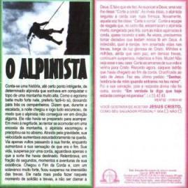 FOLHETOS PACOTE COM 100 UNIDADES / ALPINISTA