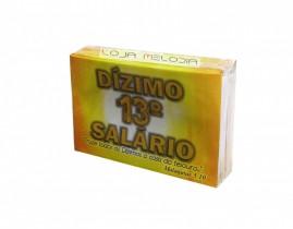 ENVELOPE PARA CAMPANHA DIZIMO 13 SALÁRIO PACOTE COM 100 UNIDADES
