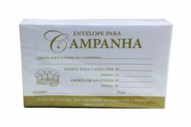 ENVELOPE PARA  CAMPANHA 01