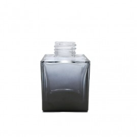 DIFUSOR CUBO DEGRADE PRETO 250 ML