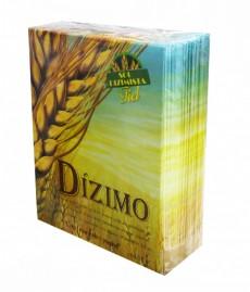 ENVELOPE DE DIZIMO 05  PACOTE C/100 UNIDADE