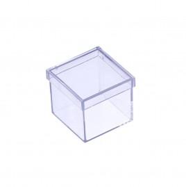 Caixa Lembrancinha 5x5 CRISTAL