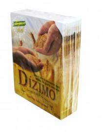 ENVELOPE DE DIZIMO PACOTE C/100 UNIDADES