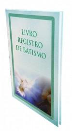 LIVRO REGISTRO DE BATISMO