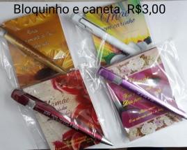 BLOCO DE ANOTAÇÃO MÃE , CACA