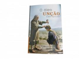 livro o óleo da unção e seus significados