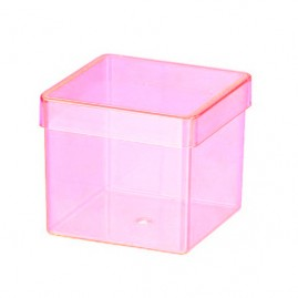 Caixa Lembrancinha 5x5 ROSA