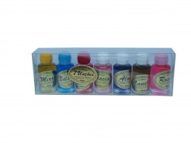 KIT 7 UNÇÕES 10 ML