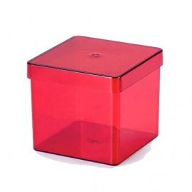 Caixa Lembrancinha 5x5 VERMELA